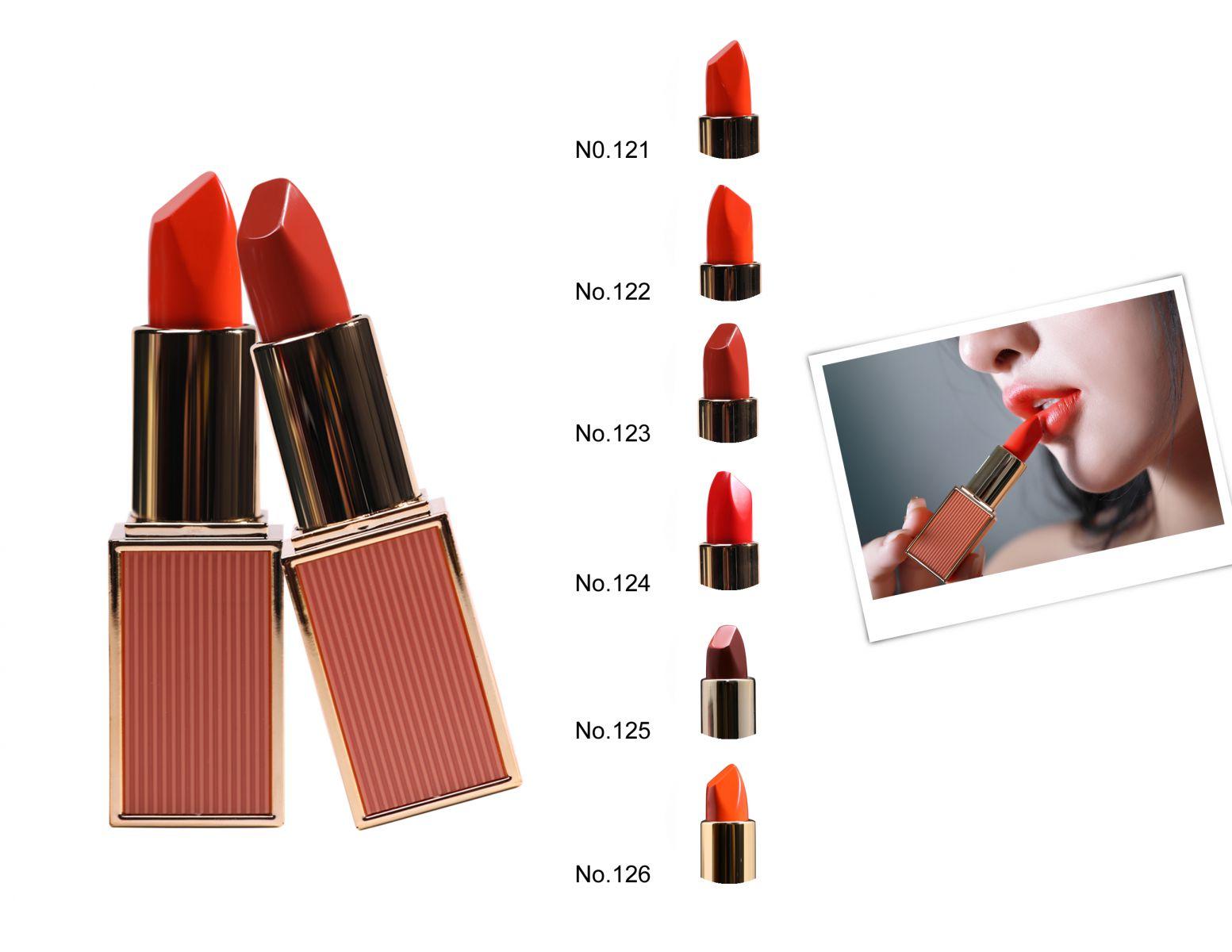 Helen Pure Color Velvet Lipstick